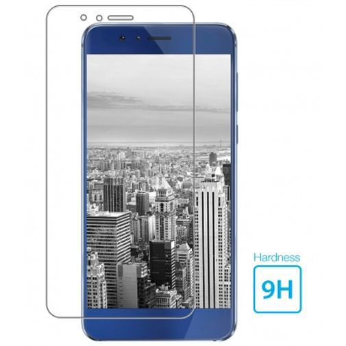 Productafbeelding van de Mobiparts Tempered Glass Screenprotector Honor 8