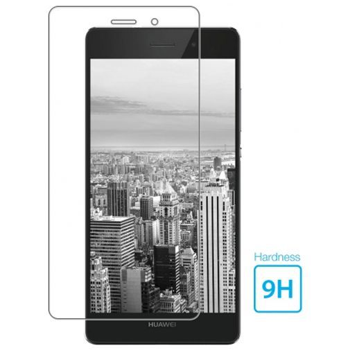 Productafbeelding van de Mobiparts Tempered Glass Screenprotector Huawei P8 Lite