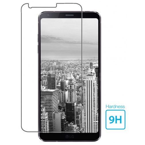 Productafbeelding van de Mobiparts Tempered Glass Screenprotector LG G6