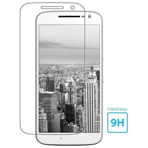 Productafbeelding van de Mobiparts Tempered Glass Screenprotector Motorola Moto G4