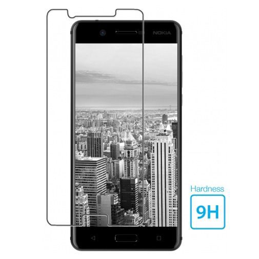 Productafbeelding van de Mobiparts Tempered Glass Screenprotector Nokia 5