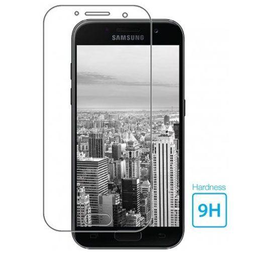 Productafbeelding van de Mobiparts Tempered Glass Screenprotector Samsung Galaxy A5 (2017)