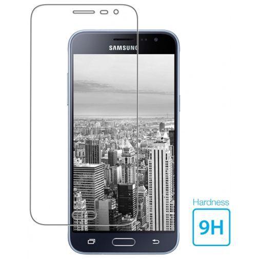 Produktimage des Mobiparts Gehärtetes Glas Displayschutzfolie Samsung Galaxy J3 (2016)