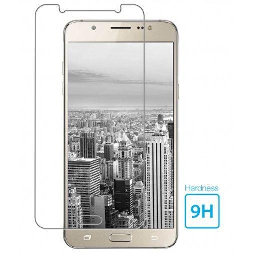 Productafbeelding van de Mobiparts Tempered Glass Screenprotector Samsung Galaxy J7 (2016)