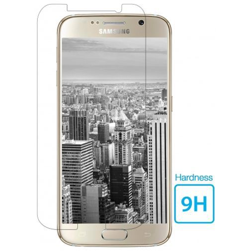 Productafbeelding van de Mobiparts Tempered Glass Screenprotector Samsung Galaxy S6
