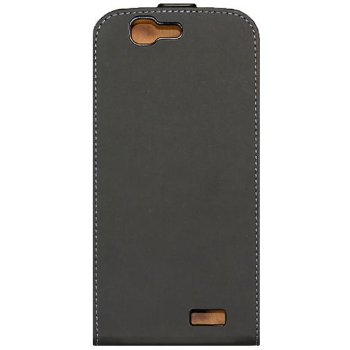 Productafbeelding van de Mobilize Ultra Slim Flip Case Black Huawei Ascend G7