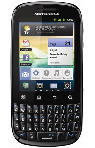 Productafbeelding van de Motorola Fire Black