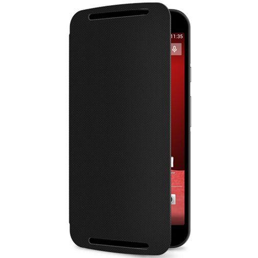 Productafbeelding van de Motorola Flip Shell Black New Moto G