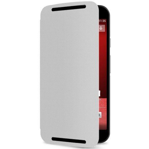 Productafbeelding van de Motorola Flip Shell White New Moto G