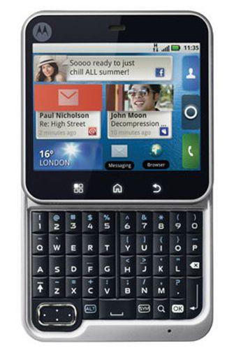 Productafbeelding van de Motorola Flipout Purple - EU