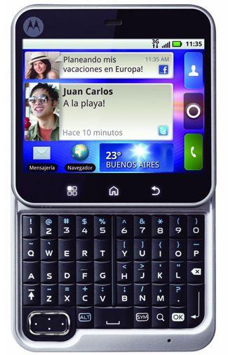 Productafbeelding van de Motorola Flipout Yellow - EU