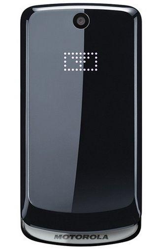 Productafbeelding van de Motorola Gleam Black