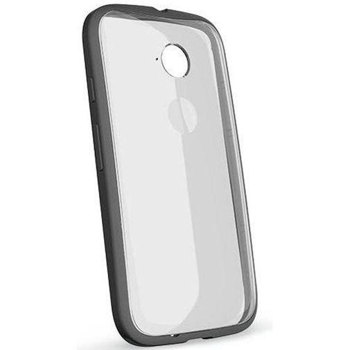 Productafbeelding van de Motorola Grip Shell Black New Moto E