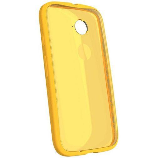 Productafbeelding van de Motorola Grip Shell Yellow New Moto E