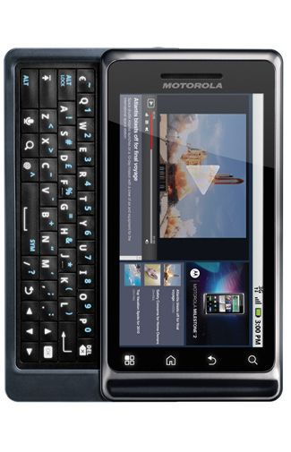 Productafbeelding van de Motorola Milestone 2 - EU