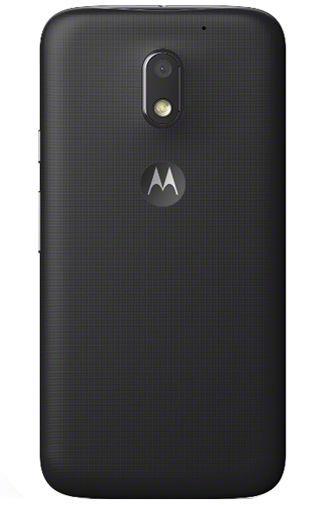 Productafbeelding van de Motorola Moto E (3rd Gen) Black
