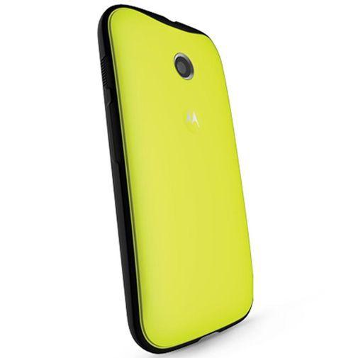 Productafbeelding van de Motorola Moto E Grip Shell Yellow