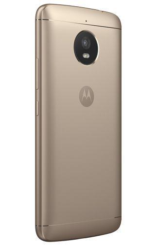 Productafbeelding van de Motorola Moto E4 Plus Gold
