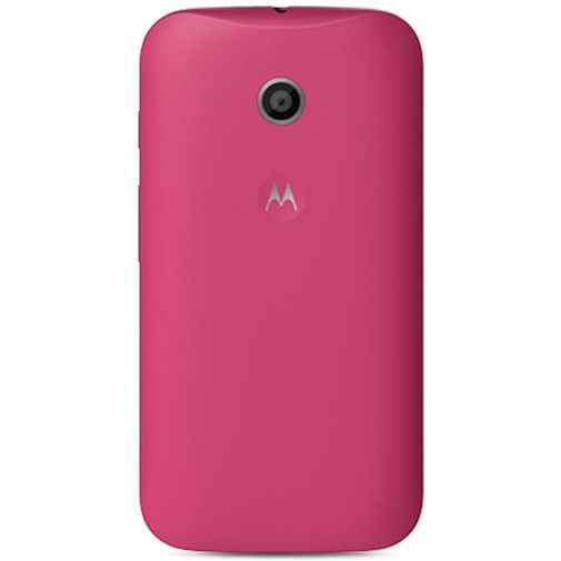 Productafbeelding van de Motorola Moto E Shell Raspberry