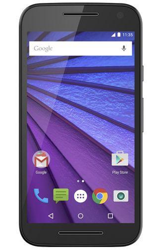 Productafbeelding van de Motorola Moto G 8GB (3rd Gen) Black