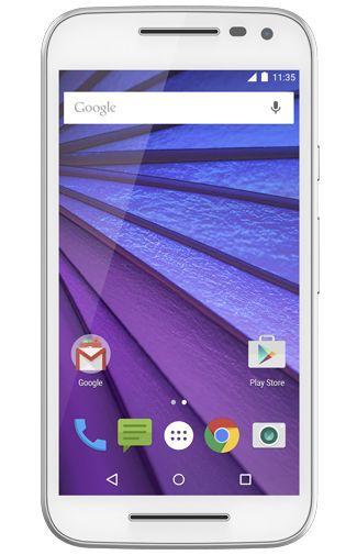 Productafbeelding van de Motorola Moto G 8GB (3rd Gen) White