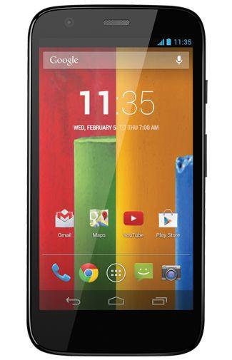 Productafbeelding van de Motorola Moto G 4G 8GB Black