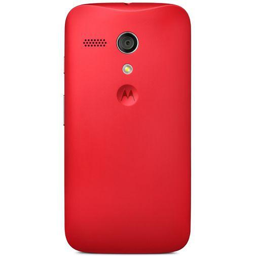 Productafbeelding van de Motorola Moto G Battery Door Red