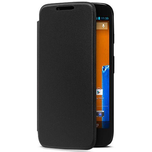 Productafbeelding van de Motorola Moto G Flip Cover Black