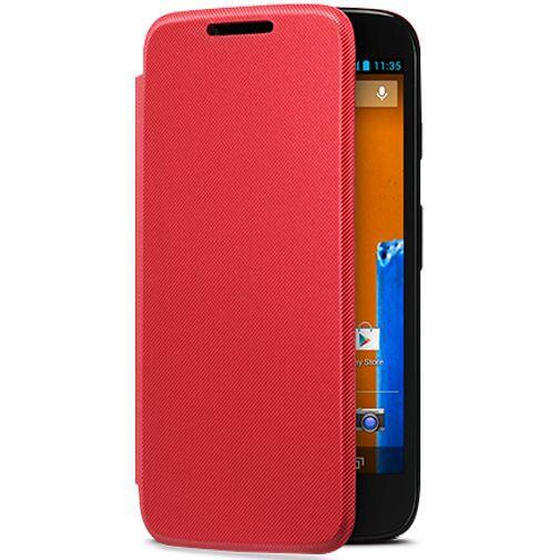 Productafbeelding van de Motorola Moto G Flip Cover Red