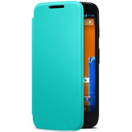 Productafbeelding van de Motorola Moto G Flip Cover Turquoise
