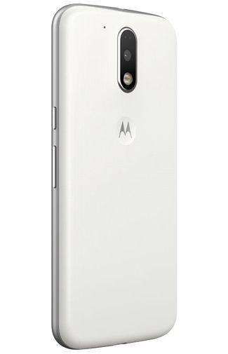 Productafbeelding van de Motorola Moto G4 Plus White