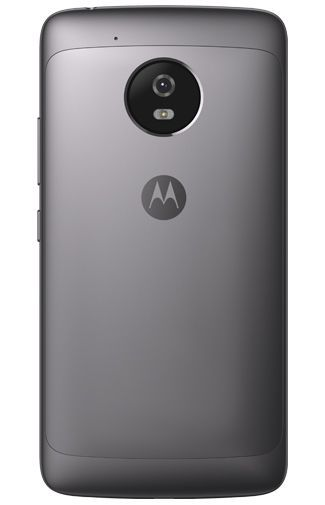 Productafbeelding van de Motorola Moto G5 Grey