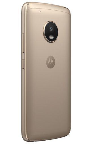 Productafbeelding van de Motorola Moto G5 Plus Dual Sim Gold