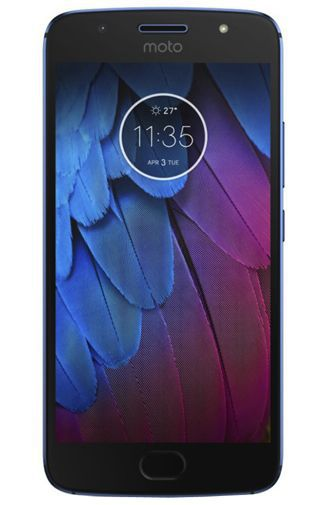 Productafbeelding van de Motorola Moto G5s Blue