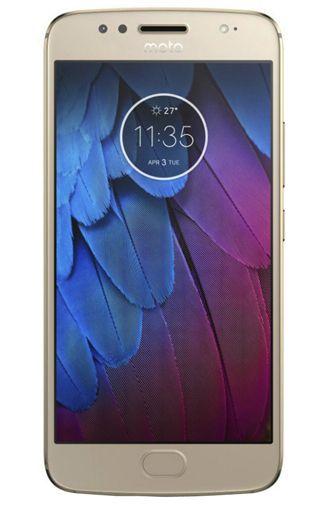 Productafbeelding van de Motorola Moto G5s Gold