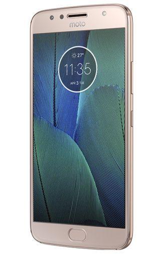 Productafbeelding van de Motorola Moto G5s Plus Gold