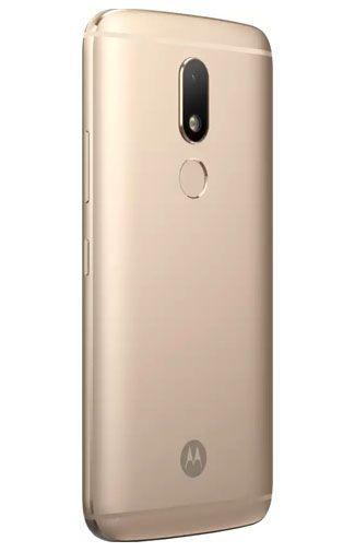 Productafbeelding van de Motorola Moto M 32GB Gold