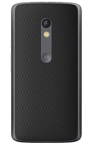 Productafbeelding van de Motorola Moto X Play Black