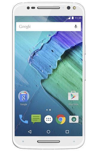 Productafbeelding van de Motorola Moto X Style Bamboo White