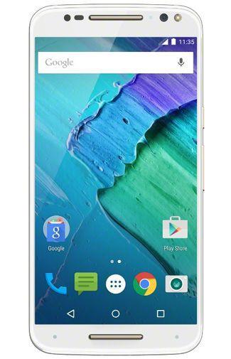 Productafbeelding van de Motorola Moto X Style White