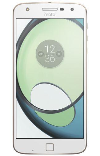 Productafbeelding van de Motorola Moto Z Play White