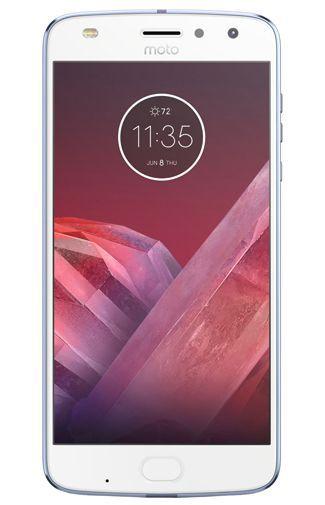 Productafbeelding van de Motorola Moto Z2 Play 32GB Silver