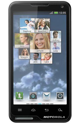 Productafbeelding van de Motorola MotoLuxe Black