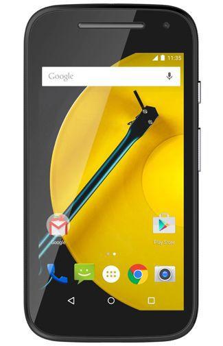 Productafbeelding van de Motorola New Moto E 4G XT1524 Black