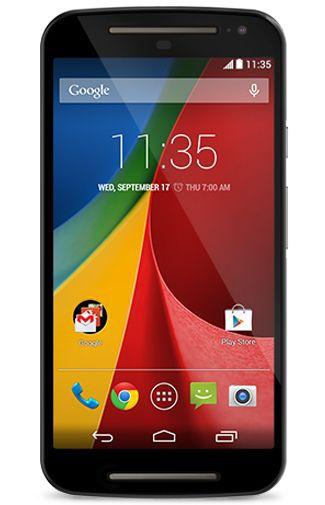 Productafbeelding van de Motorola New Moto G 4G Black