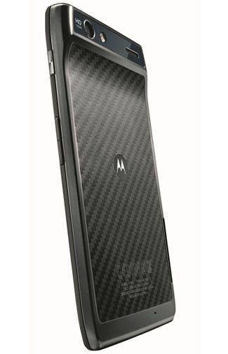 Productafbeelding van de Motorola Razr XT910 Black