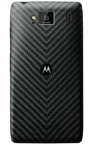 Productafbeelding van de Motorola Razr HD Black
