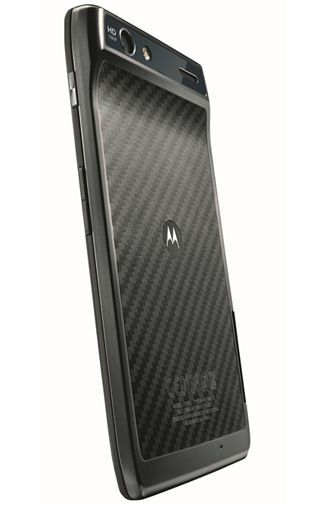 Productafbeelding van de Motorola Razr Maxx Black