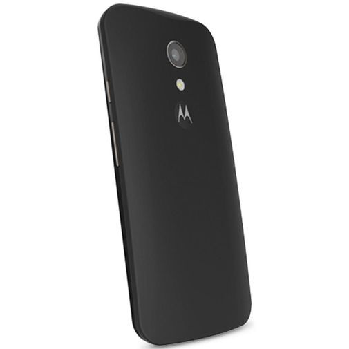 Productafbeelding van de Motorola Shell Black New Moto G