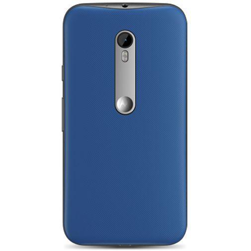 Productafbeelding van de Motorola Shell Blue Moto G (3rd Gen)